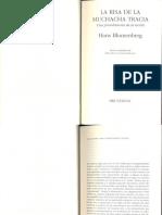 Blumenberg Teoría comportamiento exótico.pdf
