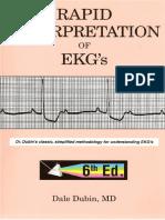 Dubin - Rapid Interpretation of EKGs 6th Ed