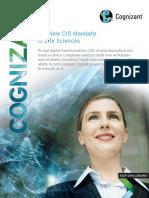 The New CIO Mandate in Life Sciences