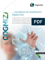 Prescriptions for Healthcare's Digital CIOs