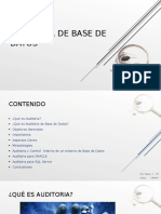 Auditoria de Base de datos.ppt