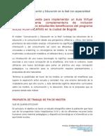 Propuesta TFM Esteban Bolaños UNED