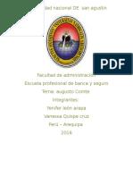 Univercidad Nacional de San Agustin