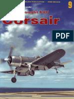 KM9_Chance Vought F4U Corsair Vol.I