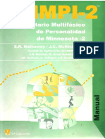 Manual mmpi-2