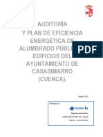 Documento Auditoría
