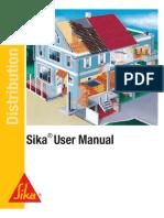 Sika User Manual Pro Retail