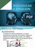Presentación Bases Biológicas Emociones