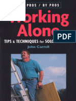 Carrol John - Working Alone