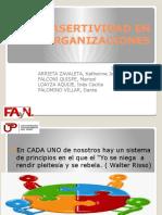 La Asertividad en Las Organizaciones Ppt 2