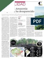 El 17% de La Amazonia Compartida ha Desaparecido 1
