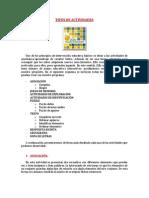 TIPOS DE ACTIVIDADES. JCLIC. Roberto Maeso Asunción