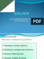 Teoría Solver