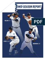2016 Seattle Mariners Mid-Season Report