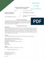 Medina's Hearing Examiner KGM Decision