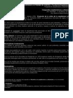 Mauricio Mejia Alvarez_lect4 Evolución de la crítica de la arquitectura en México