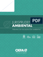 Jurisprudencia Ambiental OEFA Tribunal Ambiental