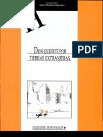 Don Quijote Por Tierras Extranjeras