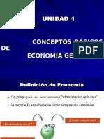 TEMA 1 Conceptos Basicos de Economia General