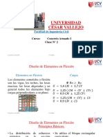 Clase 2 Concreto Armado I-Vigas