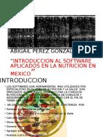 Programas Aplicado a La Nutrición