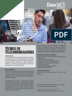 Tec Telecomunicaciones Duoc