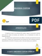 APRESENTAÇÃO ABELHINHA CUSTOM 2015 v.04