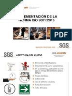 Implementación Sgc 9001-2015 v1 (2)