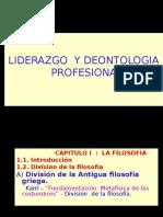 ETICA CAP. I- II-2009