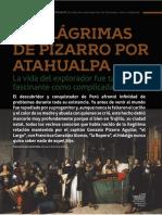 Las Lágrimas de Pizarro Por Atahualpa
