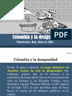Colombia y La Desigualdad