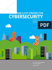 City Strategy for Cybersecurity