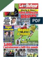 LE BUTEUR PDF du 24/05/2010