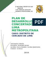 PDC Cercado de Lima