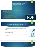 Distribucion de Agua Org...