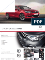 c4 Accessory Brochure