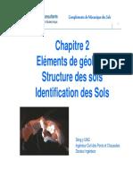 ITC Chapitre 2 - Sols Et Roches (Version Courte)