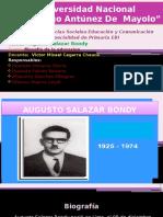 AUGUSTO SALAZAR BONDY- Filosofia de La Educacion