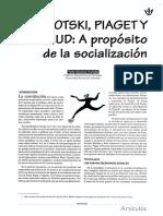 Vigotski, Piaget y Freud- a propósito de la socialización. Yalile Sánchez Hurtado.pdf