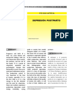 Depresion Post Parto Salud Mental