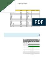 Timeline Excel Template