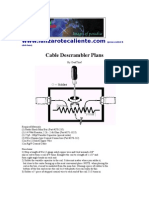 Electronics - Hacking - How to descramble cable?