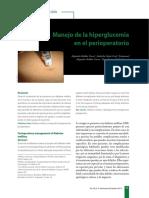 Articulo Hiperglicemia