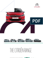 Brochure C4 Citroën