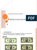 Deteccion de Billetes