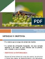 PRIMER - Entomologia