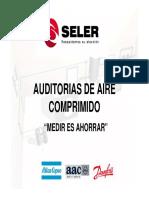 Auditorias de Aire Comprimido Seler