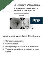 Accidentes Cerebro Vasculares