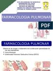 FARMACOLOGIA PULMONAR. Anual 2016