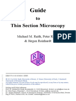 1. Thin Section Microscopy